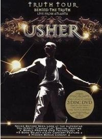 Cover Usher - Truth Tour - Behind The Truth - Live From Atlanta [DVD]